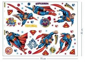 Naklejki Superman