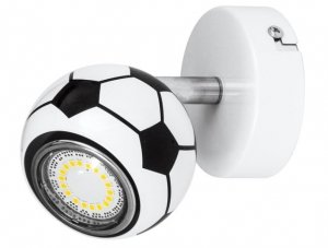 Lampa listwa Play Piłki 1xLED 4,5W 2500104