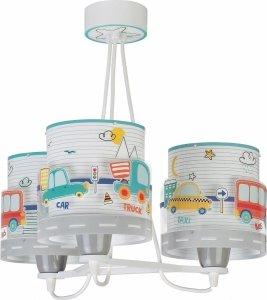 Lampa sufitowa Pojazdy potrójna 3x60W E27 Samochody
