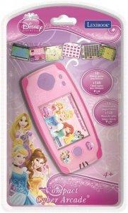 Przenośna konsola Disney Princess Księżniczki 150 gier