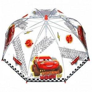Parasolka przezroczysta Auta CARS Disney Pixar