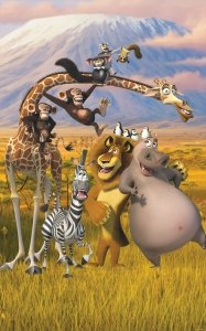 Tapeta fototapeta Madagascar Madagaskar