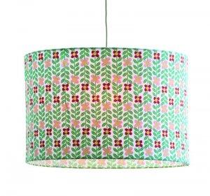 Abażur lampa wisząca Kwiatuszki Djeco POP
