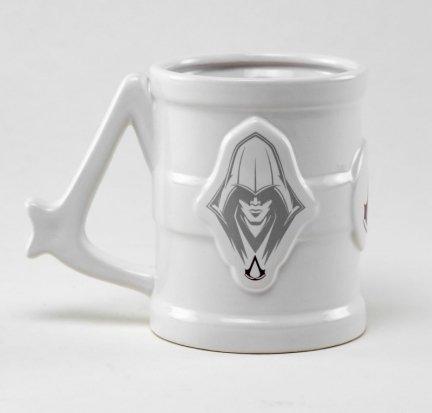Assassin's Creed Tankard - kubek 3d