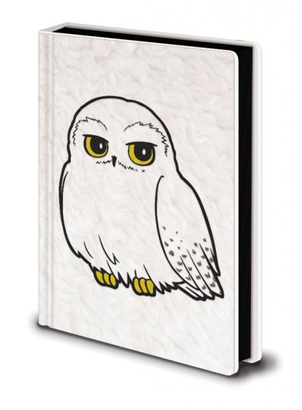 Harry Potter Hedwiga - notes A5