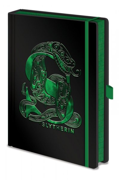 Harry Potter Slytherin - notes A5