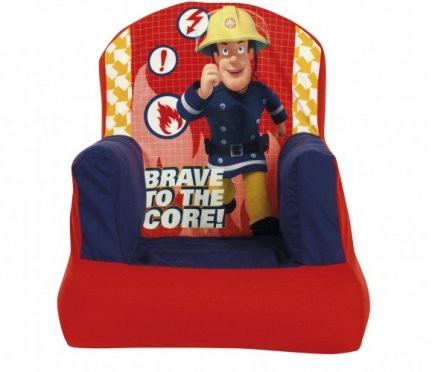 Fotel Fireman Sam - Strażak Sam