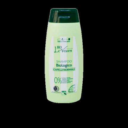 Szampon do włosów normalnych 250ml Bio Le Veneri - Idea Toscana