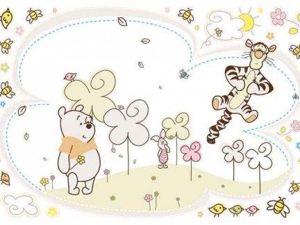 Disney Baby Kubuś i skaczący Tygrysek