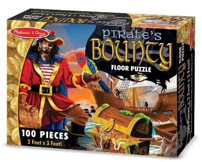 Puzzle Piraci