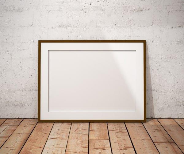 Passe-partout białe 21x29,7 cm