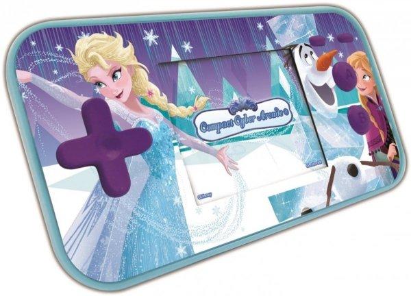 Przenośna konsola Kraina Lodu Disney Frozen 150 gier New