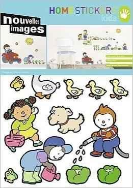 Naklejki Dzieciaki i kaczuszki