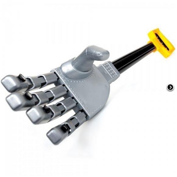Chwytająca ręka robota