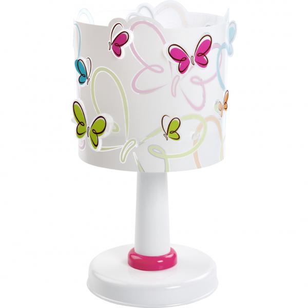 Lampa Motyle Motylki stojąca nocna