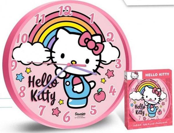 Zegar Hello Kitty