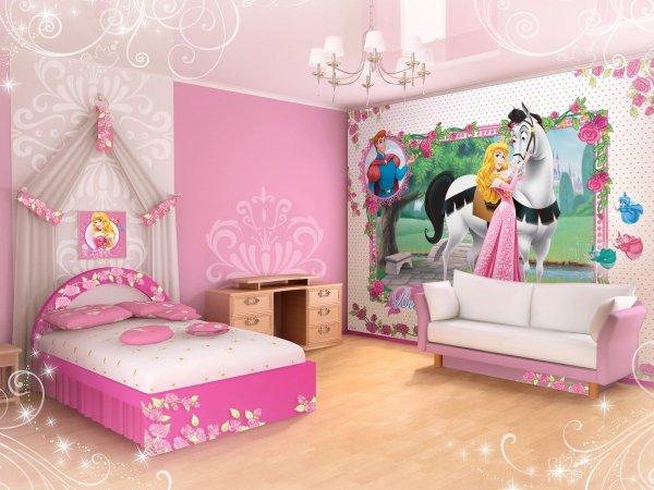 Fototapeta na flizelinie Princess Aurora XXXL