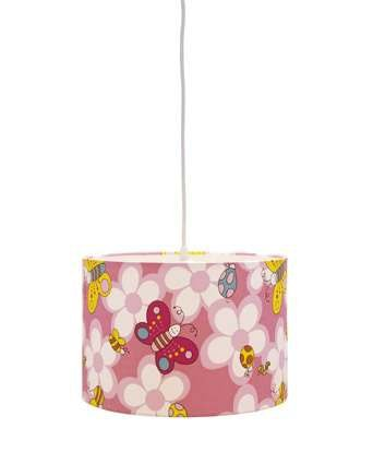 Lampa Penny w motylki i kwiatki