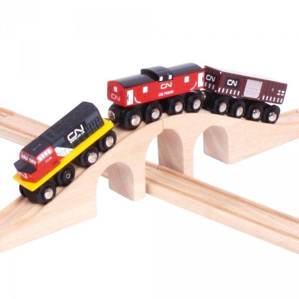"""Zestaw z pociągiem """"Ósemka"""""""
