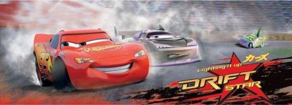 Tapeta Cars Auta Pixar flizelinowa