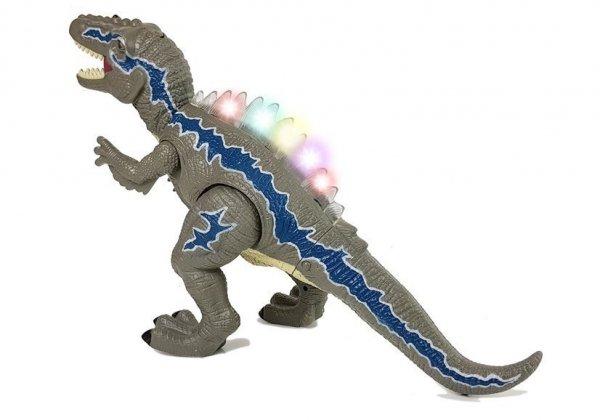 Dinozaur Zdalnie Sterowany Dźwięk Światło Tyranozaur