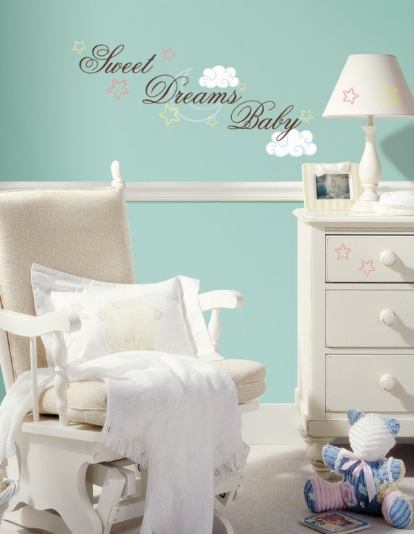 Naklejki Sweet Baby Dreams