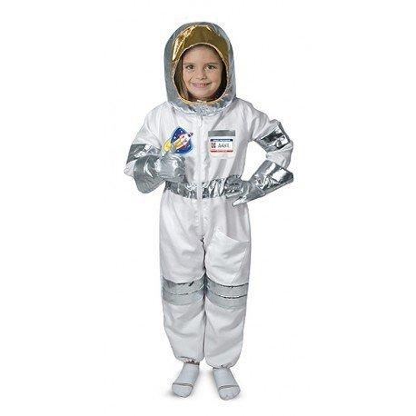 Strój Przebranie ASTRONAUTY Kostium Kosmonauty