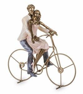 Figurka Para Na Rowerze