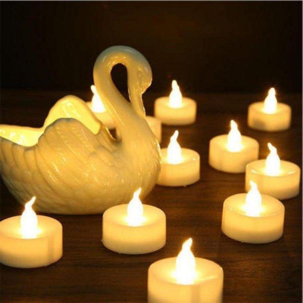 WKŁAD LAMPKA ZNICZE LED SAMOOBSŁUGOWY WSZYSTKICH ŚWIĘTYCH