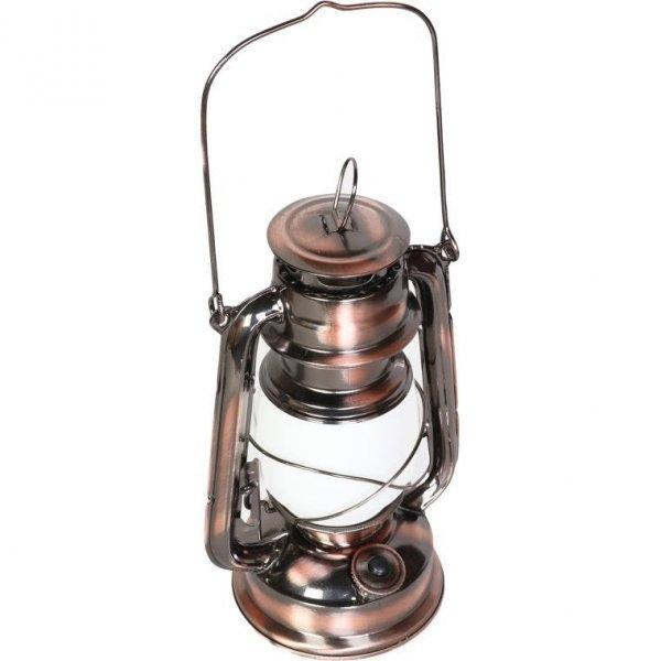 LAMPION LATARNIA CAMPINGOWA POD NAMIOT W STYLU RETRO