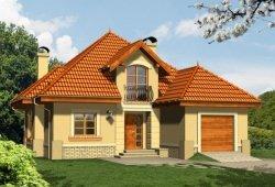 Projekt domu OPAL