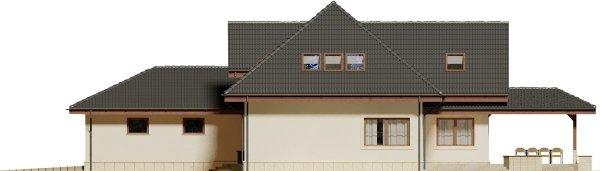 Projekt domu Prospero