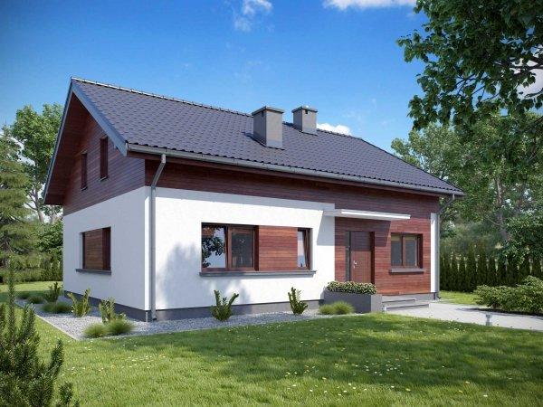 Projekt domu TK20