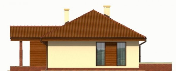 Projekt domu Andora B