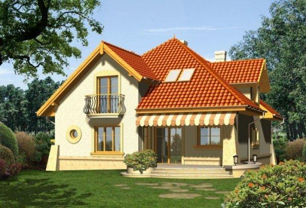 Projekt domu POEMA
