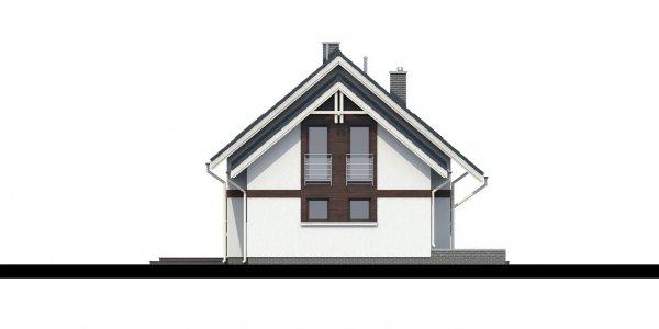 Projekt domu TK8GL1