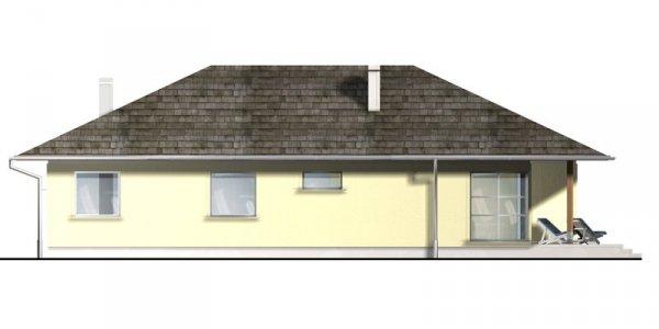 Projekt domu parterowego DM26