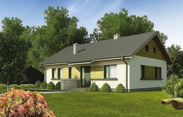 Projekt domu TK49