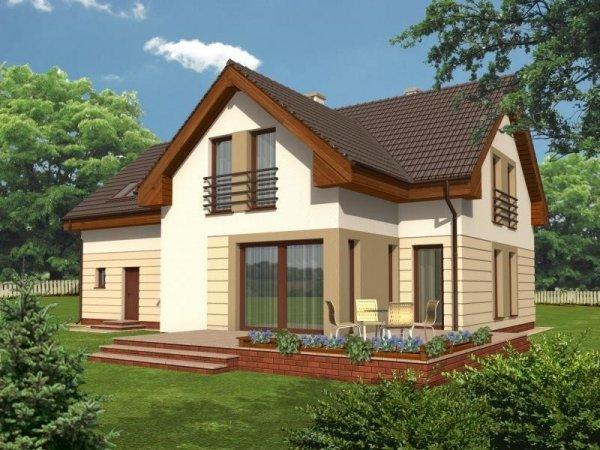 Projekt domu Budva