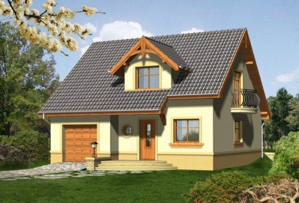 Projekt domu NOWELA