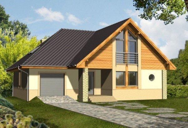 Projekt domu LIDO