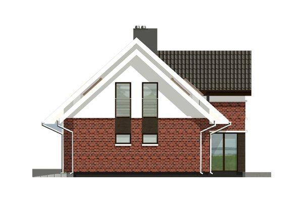 Projekt domu TK10GL2L