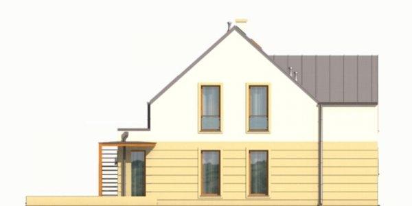 Projekt domu Bol A o pow. 106 m2