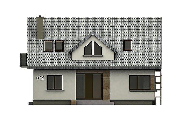 Projekt domu TK1L