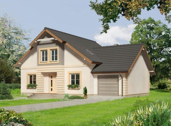 Projekt domu Metis