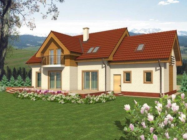 Projekt domu Malta D