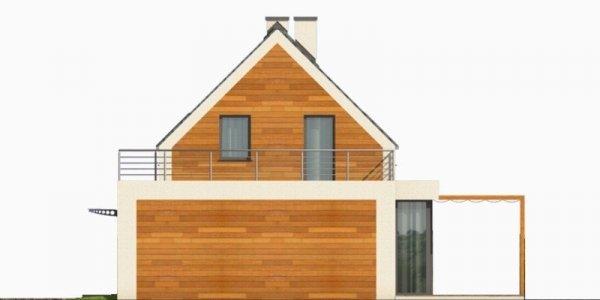 Projekt domu Alcudia A