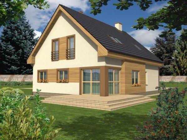 Projekt domu Split