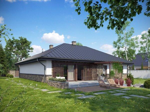 Projekt domu TK36