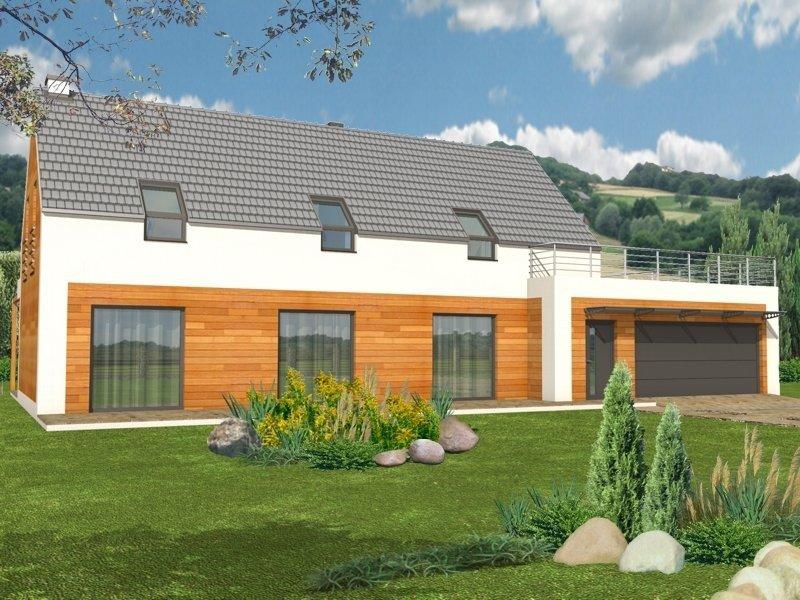 Projekt domu Alcudia B